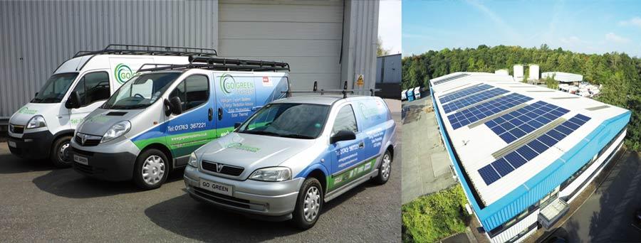 Go Green Systems Ltd Image